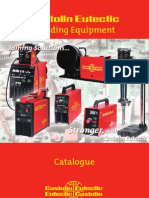 Welding Equipment Catalogue 2008-English 13.08