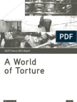 "Informe ACAT ""a World of Torture"""