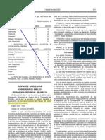 Boletin Comercio Huelva 2005