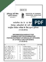 Info Handbook