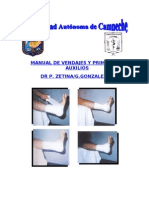 Manual de Vendajes 2006-2007