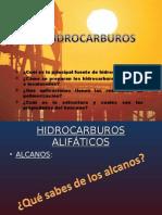 Los Hidrocarburos(Propiedades Fisqui)