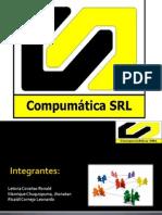 """Aplicación de Dinamica de Sistemas con Vensim-""""COMPUMATICA SRL""""UNFV-FIIS"""