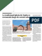 Restauracion Iglesia Zepita