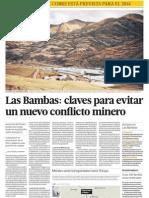 Las Bambas Mineria Conflicto Social