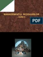 Curs IV Deseuri Mg III