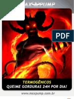 TERMOGÊNICOS QUEIME GORDURAS 24H POR DIA