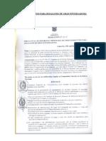 PROCEDIMIENTOS PARA DESALOJOS DE GRAN ENVERGADURA