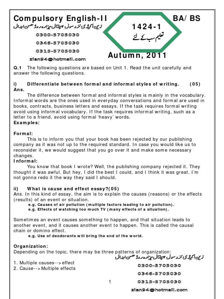 essay on self defence in english