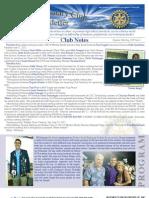 Rotary Newsletter June 11