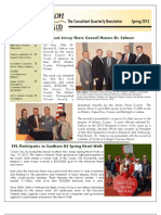 The Consultant - Spring 2012