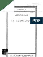 La Axiomatica - Blanche