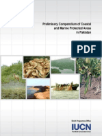 Prelimenart Compendium of Coastal & Marine Protected Areas in Pakistan