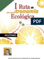 Recetas ecologicas Restaurantes Cordoba
