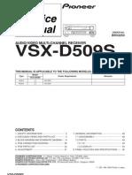 Pioneer Vsx-d509s (Rrv2253)