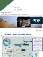 TOTAL E&P Canada Presentation Calgary Business Forum June 13th, 2012