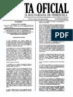 Gaceta Oficial Extraordinaria Reforma del Copp 1