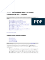 zambia commercial guide