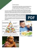 Guía de alimentación para la familia salvadoreña