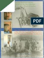 Vollmer Loraine- The History of the Settling Process of the Archipielago - La Historia del Poblamiento del Archipiélago de San Andrés, Providencia y Santa Catalina