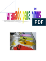 Grabar pintar y dibujar para niños