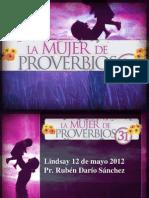 La Mujer de Proverbios 31