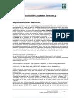 Lectura 3 - Constitución - Aspectos formales y sustanciales
