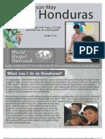 Honduras - Brochure
