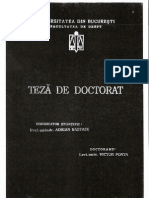 Teza de Doctor a lui Victor Ponta - toată