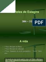 Arist%F3teles de Estagira - %C9tica