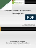 2012/01-LTP- Herança, Reescrita e Polimorfismo