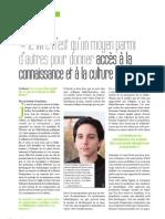 Archimag - Entrevue Vincent Audette-Chapdelaine