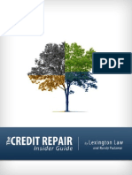 The Credit Repair Insider Guide