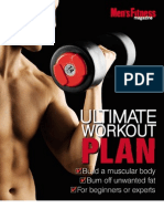 MAGBOOK - Men's Fitness Ultimate Workout Plan