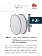 1.2m Installation Manual