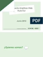 Presentacion de Resultados y Productos