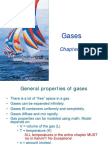 Chapter 5 Gases
