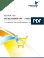 Guia de Procedimiento Correo Argentino CLN