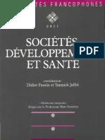 societé developpemente et sante. revista