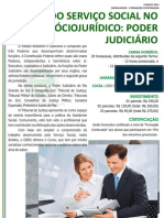 SERVIÇO SOCIAL SOCIOJURIDICO