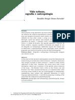 Vida Urbana, Fotografia e Antropologia_ARRUDA