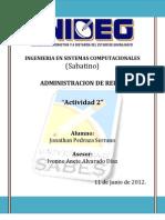 Act. 2 ADMIN.redeS Jonatan Pedraza