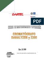 Curso de cromatografía Daniel
