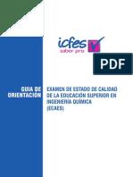 ECAES 2010 Ingenieria Quimica