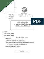 City Council 6212012