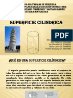 SUPERFICIES CILINDRICAS