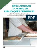Artigo_Direitos Autorais e o Acesso as Publicacoes Cientificas