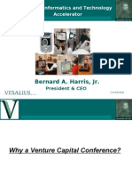 Vesalius- The VC Value Chain