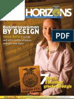 June 2011 Ffa New Horizons