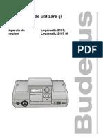 Buderus Logamatic 2107_Manual Ro